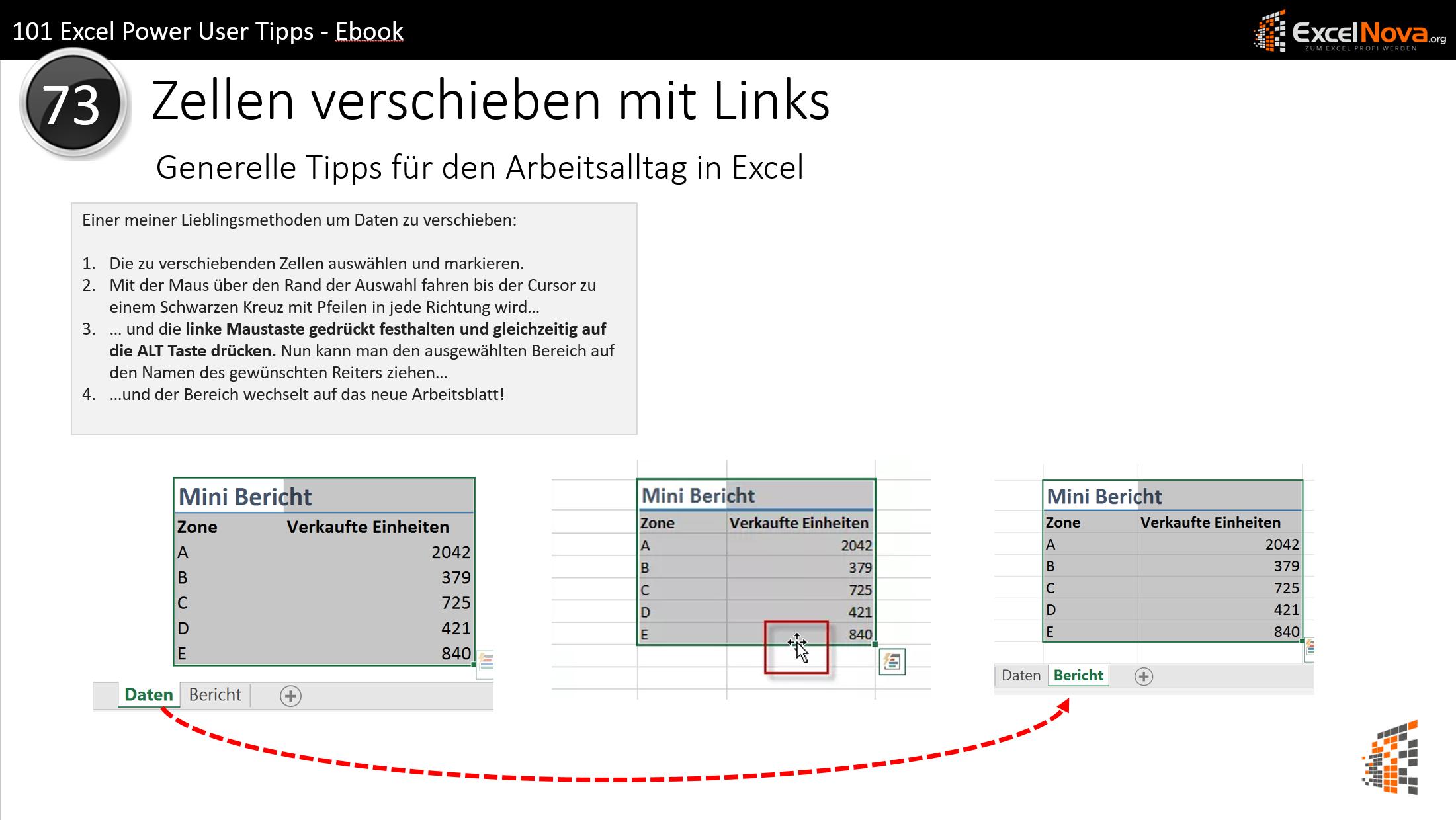 Excel Tipp #73